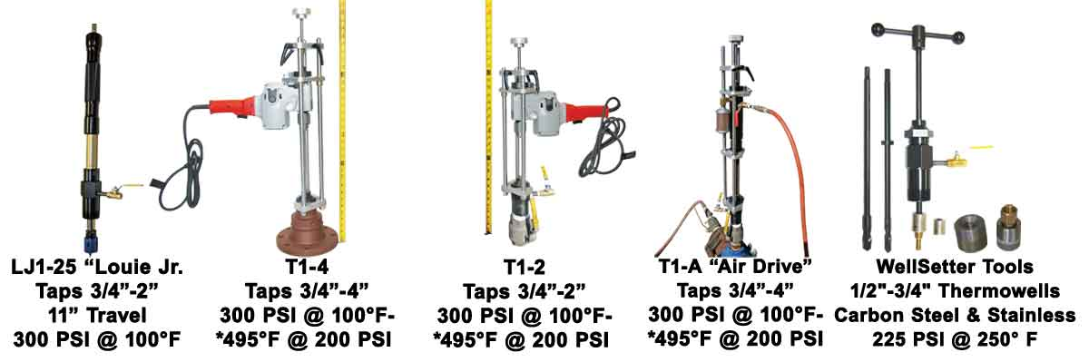 Small-Hot-Tapping-Machines