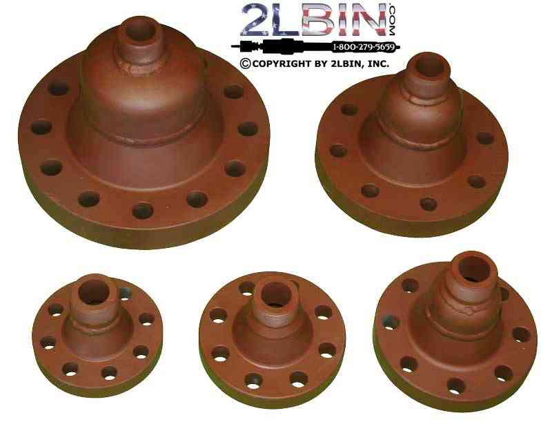 6inch ANSI - ISO - Class 600 lbs Flanged Adaptors