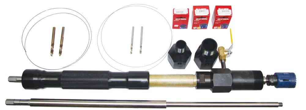 LJ1-25 Turn-Key 3/4-2inch Hottap Package