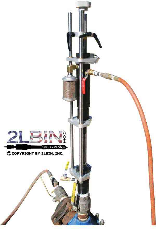 T1-A Air Drive Hot Tapping Machine Complete
