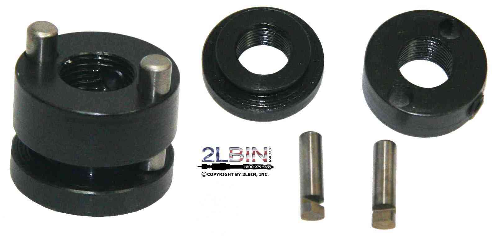 Mandrels for tapping machine boring bar