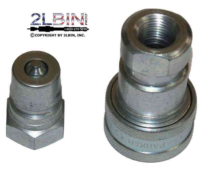 T-46H Hydraulic quick coupler