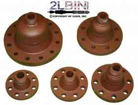 6inch ANSI - ISO - Class 300 lbs Flanged Adaptors