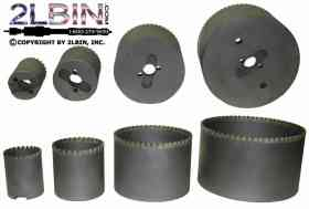 11 7/8 STHS Brazed-Carbide Holesaw Cutters